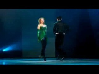 Riverdance in Geneva 2001