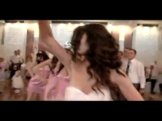 ♡Armenian Wedding - Karen & Lilit's Crazy Dance♡